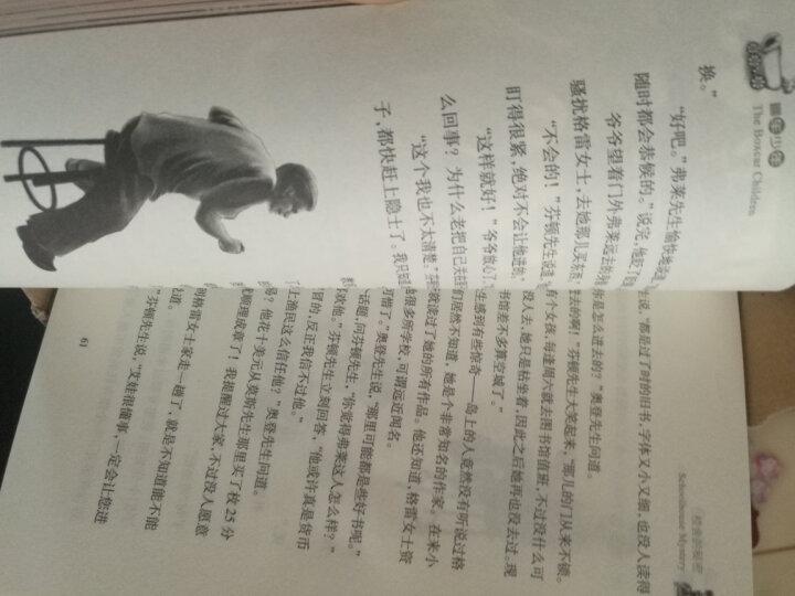 功能性中英双语历险故事书:棚车少年第2辑(套装8册) 晒单图