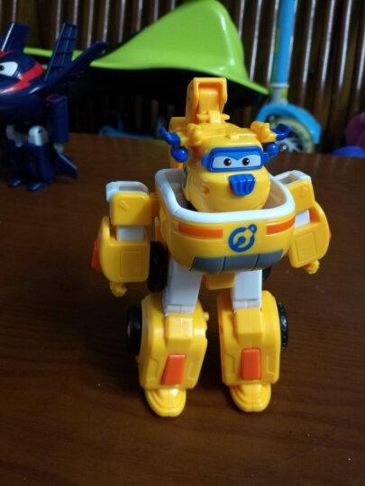 奥迪双钻(AULDEY)超级飞侠Q版机器人套装-多多 720352 男孩女孩玩具生日礼物 晒单图