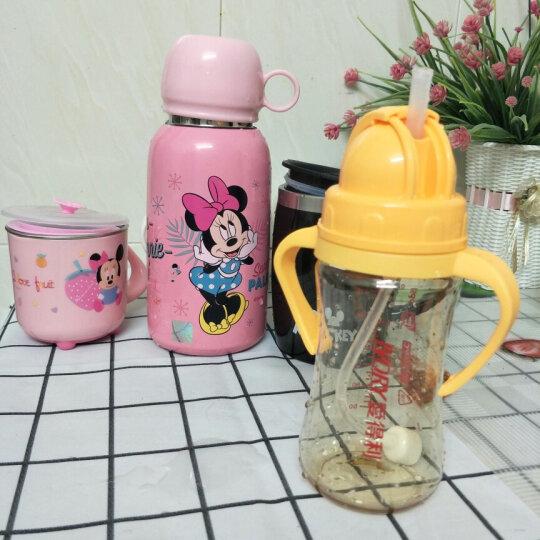 爱得利(IVORY) 婴儿奶瓶 宽口径吸管奶瓶 PPSU奶瓶套装 一瓶两用 240ml (自带十字孔奶嘴) 晒单图