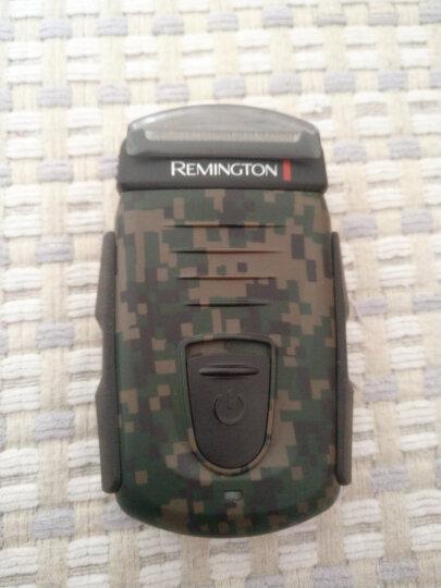 雷明登(REMINGTON)剃须刀 电动全身水洗充电往复式男士便携刮胡刀 B110FX 晒单图