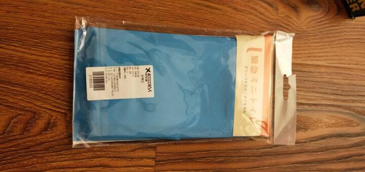 四万公里 应急方便尿袋 旅游车用便携式男女通用款集尿袋呕吐袋车载尿袋4只装 蓝色600ml SW1203 晒单图