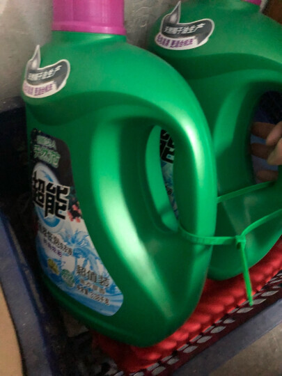 超能 植翠低泡洗衣液(时尚炫彩)3.38kg(新老包装随机发货) 晒单图
