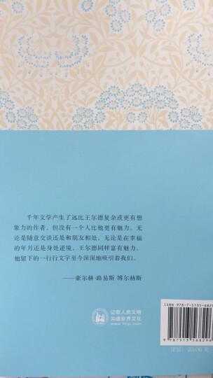 快乐王子:王尔德童话全集 晒单图