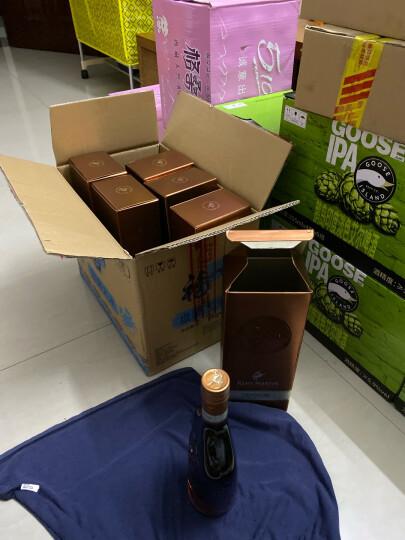 人头马(Remy Martin)洋酒 诚印 优质香槟区干邑白兰地700ml 2018新年 洋酒礼盒 晒单图