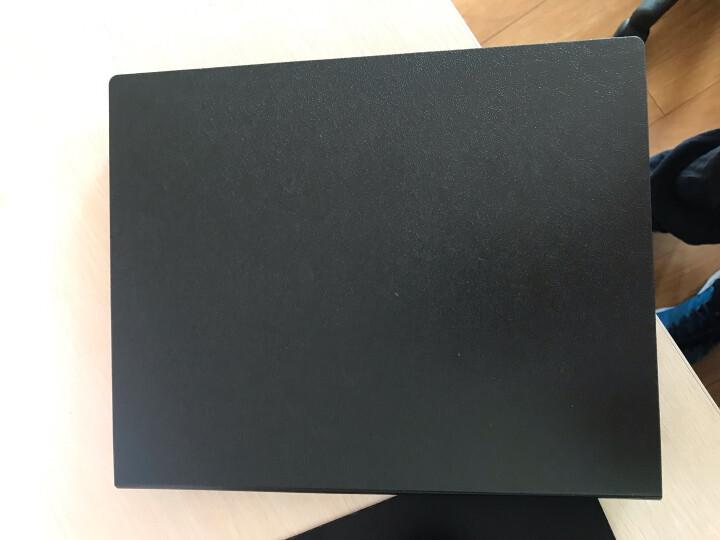 得力(deli)600枚商务活页名片册名片夹 大容量名片收纳包 黑色5780 晒单图