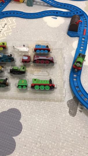 托马斯和朋友(THOMAS&FRIENDS)男孩小火车玩具 迷你小火车豪华礼盒 DTL93 晒单图