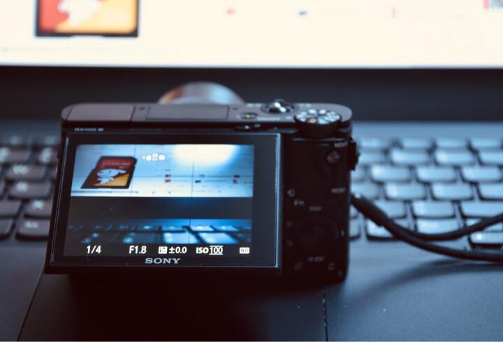 索尼(SONY)RX100M3 黑卡数码相机Vlog拍摄 1英寸大底(蔡司24-70mm F1.8-2.8镜头 WiFi/翻转屏 黑卡3) 晒单图