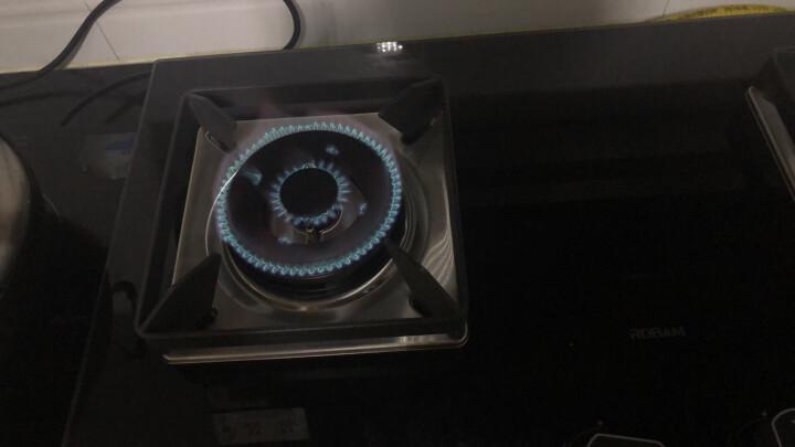 老板(Robam) JZT-56B0燃气灶 4.2kW嵌入式煤气灶具 家用双灶具嵌可用(天然气) 晒单图