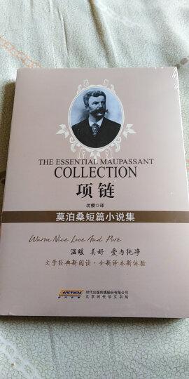 项链:莫泊桑短篇小说集    莫泊桑著 广州仓 晒单图