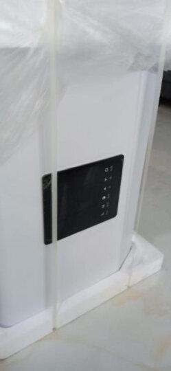 速热奇(SRQ)电热水器出水断电60升扁桶双胆家用变频速热长时保温储水式摇控热水器 80升出水断电 持续供热 上门安装 晒单图