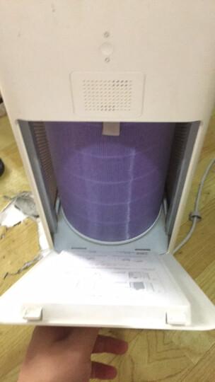 米家 空气净化器滤芯 小米空气净化器/小米空气净化器2/空气净化器 Pro 通用 晒单图