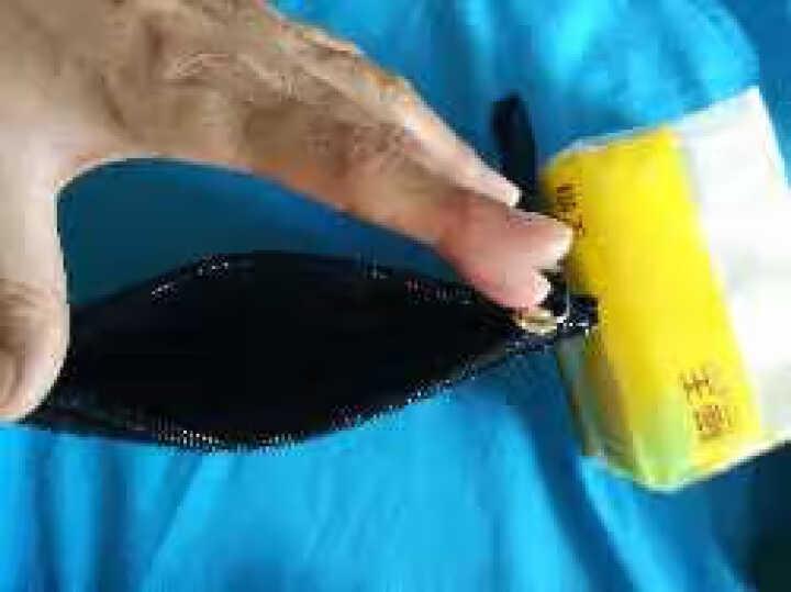 LCC&YHX 鳄鱼纹手拿包手机包零钱包钥匙包3ls9 黑色 晒单图