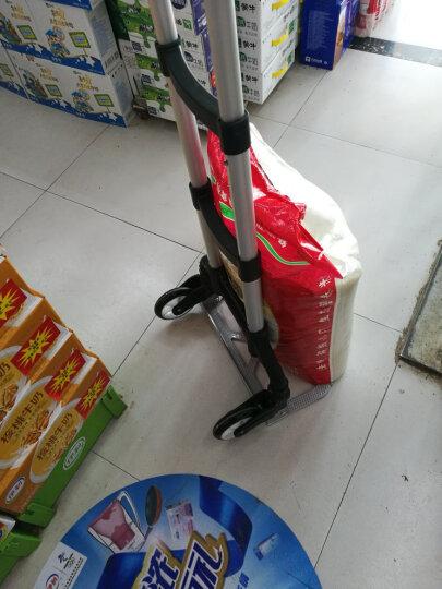 新越昌晖 购物车买菜车 拉货行李车 超市折叠小推车 三节拉杆XY3168承重约140斤 晒单图