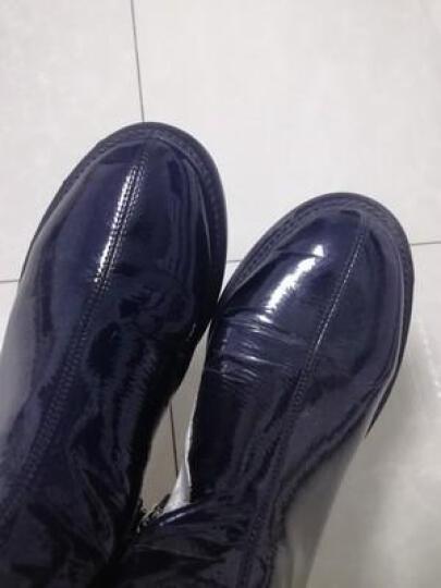 鸿迪HONGDI 免鞋油皮鞋擦鞋巾清洁布 皮革增亮湿纸巾 100包含1000片 晒单图