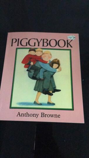 Piggybook朱家故事 英文原版 晒单图