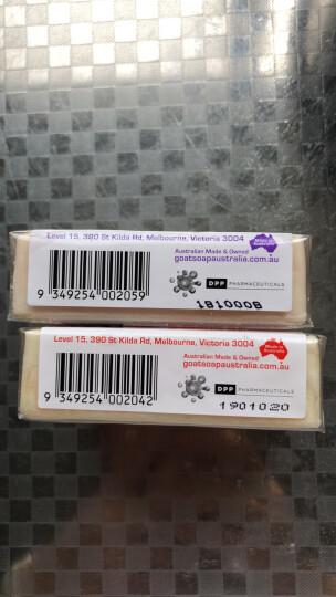 Goat Soap 山羊奶手工香皂 保湿滋润 坚果味 澳洲进口 100g 孕妇婴儿适用 晒单图