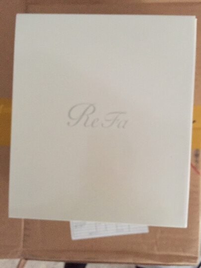 ReFa 日本进口 Refa刮痧板美容仪 黎珐 美容仪 脸部按摩器 脸部按摩仪 瘦脸仪 瘦脸神器 Refa carat经典版(日版) 晒单图