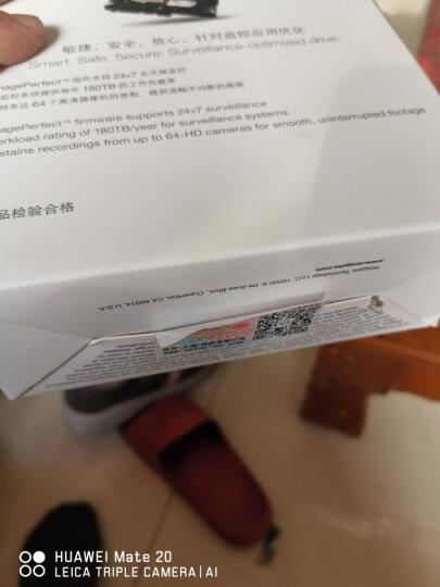 希捷(SEAGATE)SV35系列 1TB 7200转64M SATA3 监控级硬盘(ST1000VX000) 晒单图