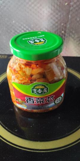 吉香居 酱菜腌菜 香菜芯 泡菜 脆口榨菜芯 306g 晒单图