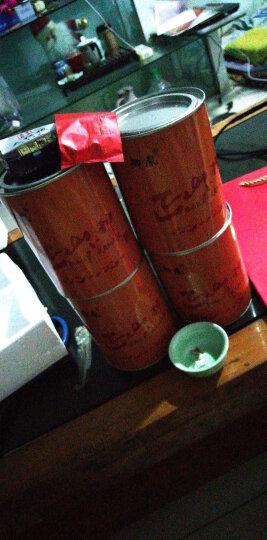 正山小种500克2020新茶茶特级罐装红茶武夷山浓香茶叶散装送礼盒装 御胤茶叶 晒单图