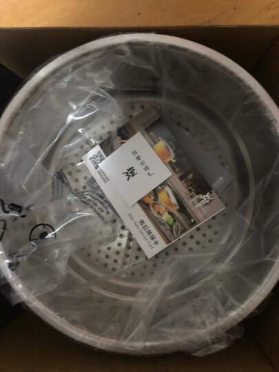 WMF 德国福腾宝家用不锈钢蒸锅一层二层两层蒸笼汤锅两用炖锅电磁炉燃气适用 晒单图