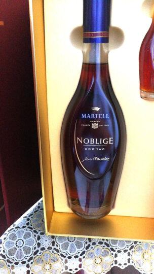 马爹利(Martell)洋酒 名士VSOP+ 干邑 白兰地 700ml 礼盒装 晒单图