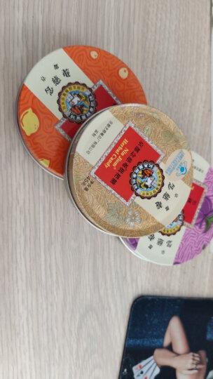 【2份减20元】京都念慈菴枇杷糖60g*4盒 念慈庵清凉润喉糖果 泰国进口糖果零食 混装口味4盒 晒单图