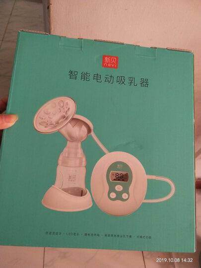 新贝 吸奶器 手动2档吸力吸乳器 xb-8610 晒单图