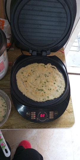 美的(Midea)电饼铛家用早餐机烙饼机数码显示可调时间煎烤机WJSN30B 晒单图