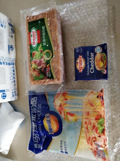 法国 总统President汉堡奶酪片 车打车达芝士片 200g即食面包芝士片 晒单图