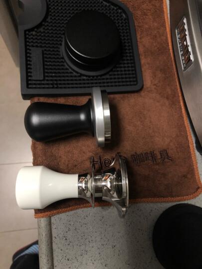 惠家(WELHOME)kd-210s2半自动意式咖啡机专业商用家用泵压式咖啡机手动/自动 单头 晒单图