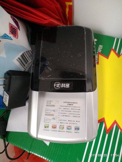 科密(comet)验钞机  智能人民币小型验钞机 双电源充电便携式验钞仪 语音提示点钞机 210(C)  支持2019版新币 晒单图