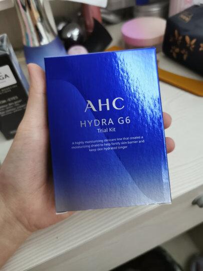 AHC 韩国 B5玻尿酸女男士补水保湿控油 珍珠温和去角质膏啫喱面部去黑头磨砂膏男女100ml 晒单图