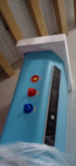 速热奇(SRQ)电热水器出水断电60升扁桶双胆家用变频速热长时保温储水式摇控热水器 40升 出水断电 双防电墙 上门安装 晒单图