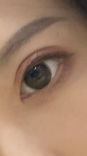 海昌美瞳彩色隐形眼镜日抛星眸30片装玛瑙黑350度(新老包装随机发货) 晒单图