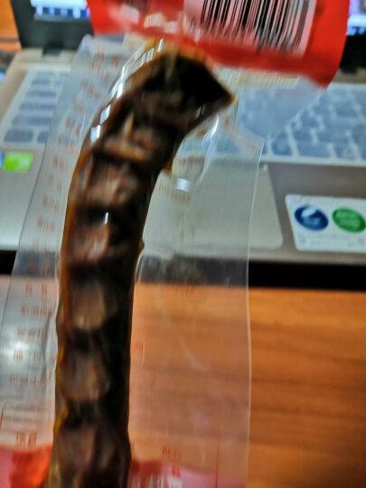 善味阁 休闲零食小吃 真空香卤味熟食 鸭腿肉 孜然烤鸭腿180g 晒单图