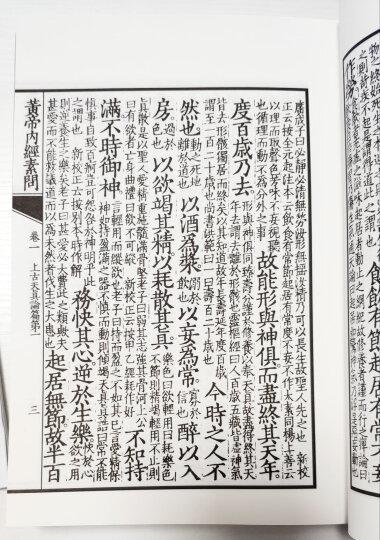 中医经典影印丛书:注解伤寒论(影印本) 晒单图