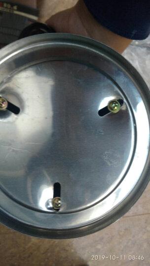 名磊不锈钢潜水泵农用污水泵高扬程抽水泵家用排水泵化粪池排污泵水井户外清水泵 2寸1800W15米电线污水泵 . 晒单图