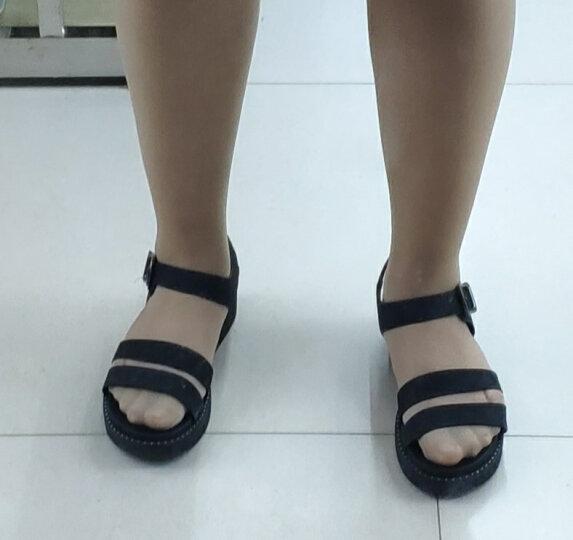 浪莎丝袜女夏季超薄款6双连裤袜防勾丝性感长筒黑肉色打底袜 肤色6双 均码 晒单图