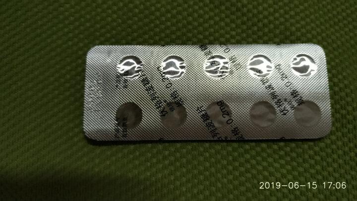倍欣(BASEN)伏格列波糖片 0.2mg*30片/盒 晒单图