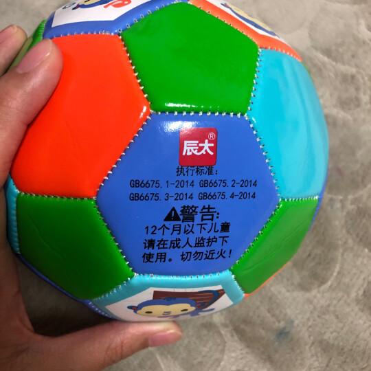 费雪(Fisher Price)运动玩具 儿童足球幼儿园宝宝玩具球13cm F0911 晒单图