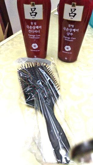 吕(Ryo) 吕洗发水 家庭装 男女士通用 气囊梳 赠品勿拍 晒单图