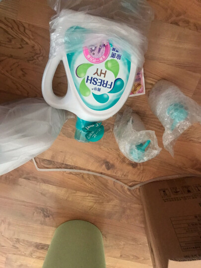 菁华 香薰洗衣液 索菲亚玫瑰 日本配方留香持久无需留香珠3kg 晒单图