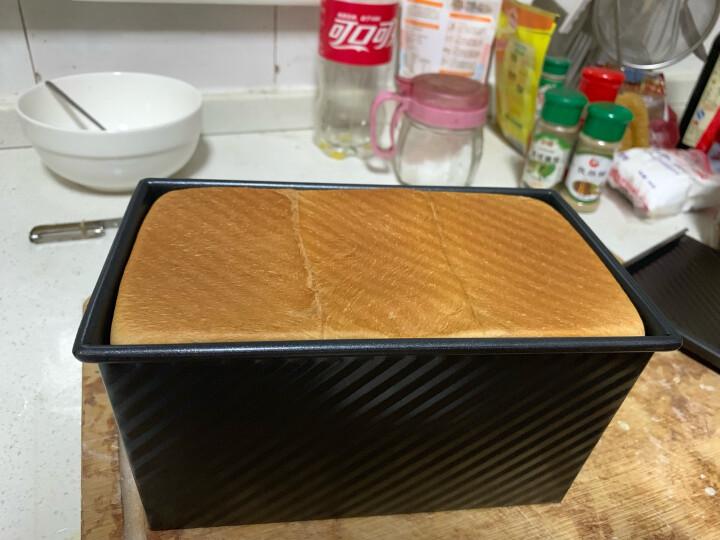 易小焙面包粉 高筋面粉 烘焙原料 面包机用小麦粉 2.5kg 晒单图