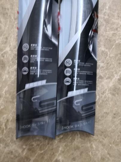 山多力(sandolly)U型通用无骨汽车雨刮器/雨刷片(1年质保可更换胶条)17英寸单支装 晒单图