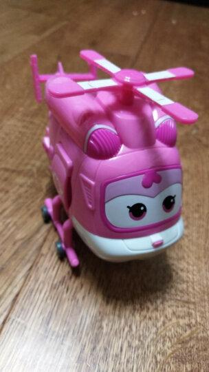 奥迪双钻(AULDEY)超级飞侠大变形玩具机器人 乐迪小爱酷飞多多大号4只装 晒单图