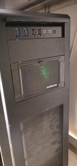 追风者(PHANTEKS) 614P黑色 全塔双路服务器侧透水冷电脑机箱(支持6硬盘位/EEB双路主板/背线/配2风扇) 晒单图
