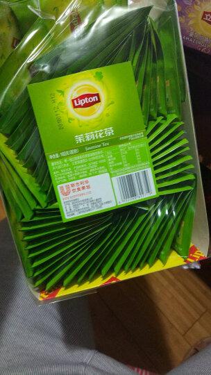立顿(Lipton)茉莉花茶 简易一次性酒店客房茶包办公室独立包铝箔 立顿茉莉花茶80包/盒A80 晒单图