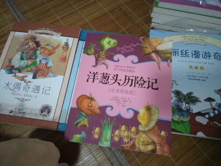 新课标小学语文阅读丛书:环游地球八十天(彩绘注音版) 晒单图