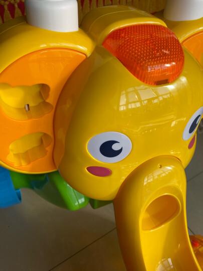 澳贝(AUBY) 多功能玩具 婴幼儿童学步车助步车手推车小象学步车 新年礼物男孩女孩新年礼物 463322DS 晒单图